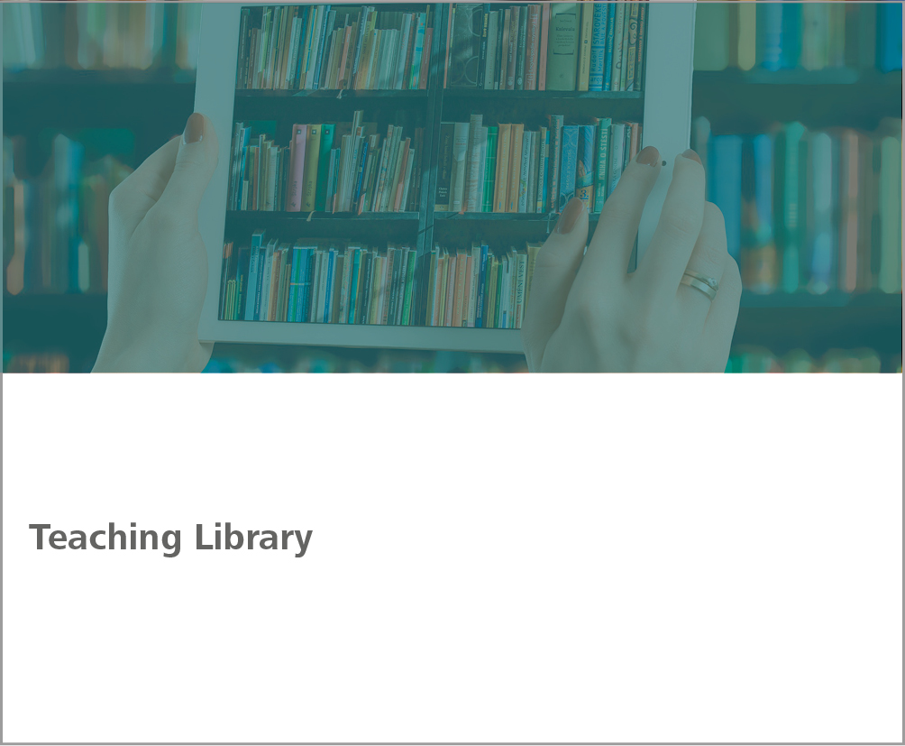 Weiterbildung Teaching Library