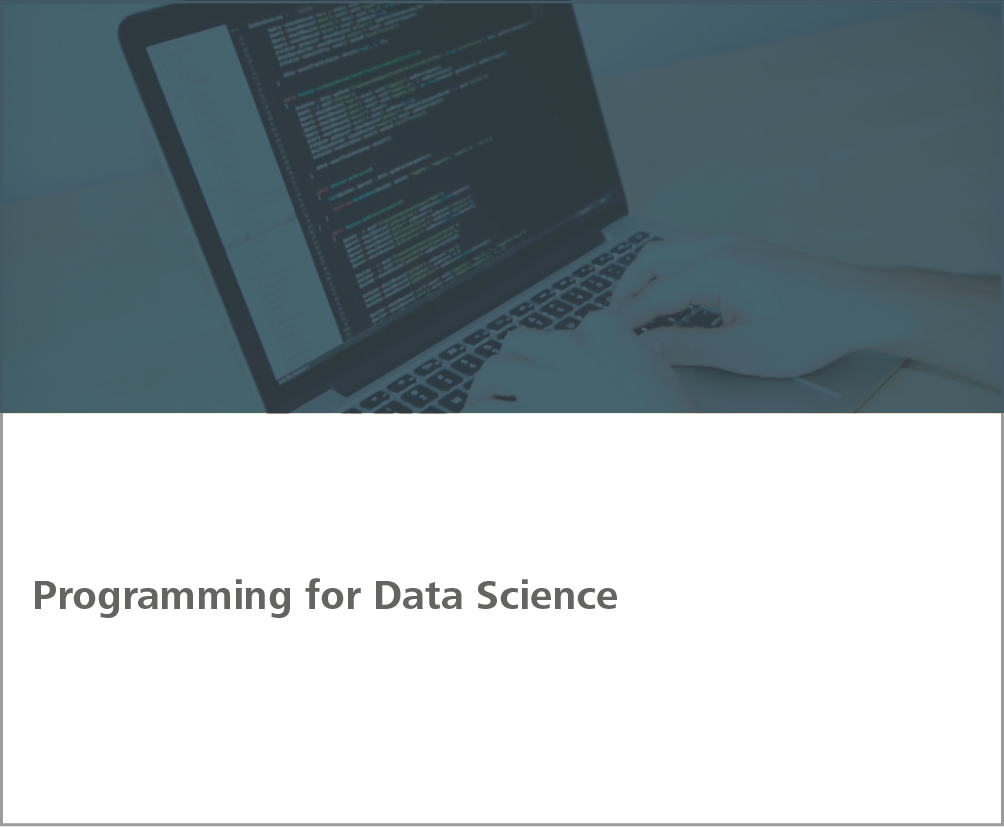 Weiterbildung Programming for Data Science