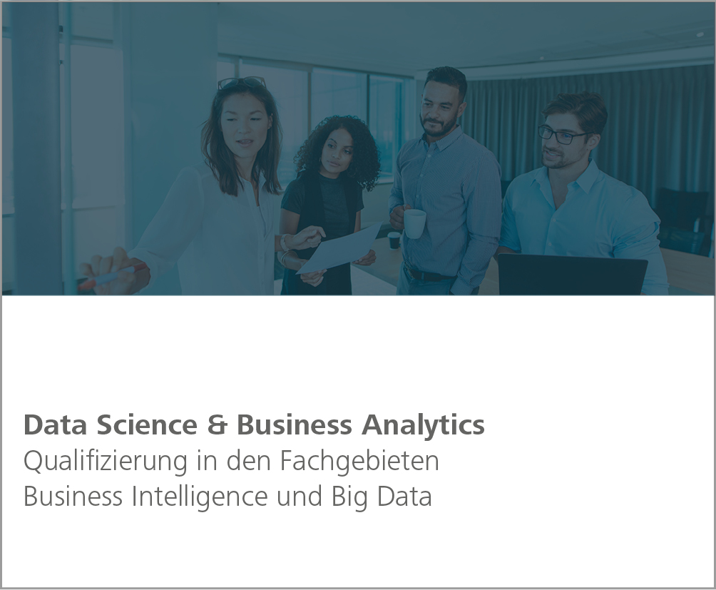 Weiterbildung Data Science