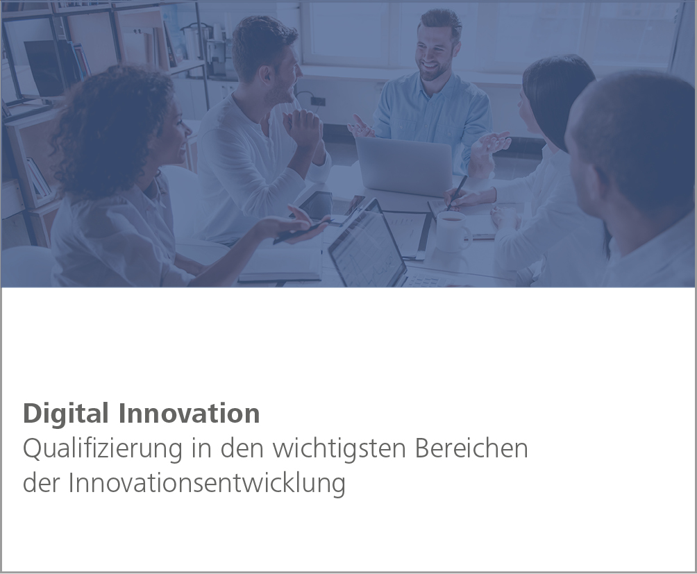 Weiterbildung Digital Innovation