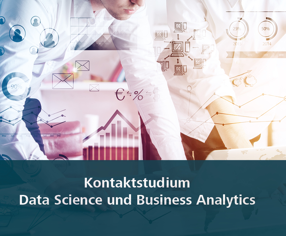 Weiterbildung Data Science & Business Analytics